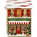 Domek zimní Cookie - dóza