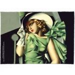 Utěrka na brýle Lempicka - Dáma s rukavicemi