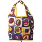 Skládací taška Kandinsky - Studie barev