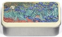 Dóza Van Gogh - Kosatce - malá