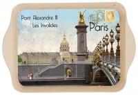 Tác Pont Alexandre III, 14*21 cm