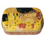 Dóza mini Klimt - Polibek