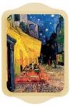 Tác Van Gogh - Kavárna, 14*21 cm