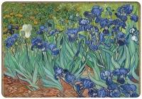 Magnetka Van Gogh - Kosatce