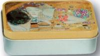 Dóza Klimt - Polibek - malá 9,5*6*2,7 cm