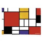 Utěrka na brýle Mondrian