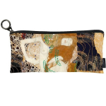 Pouzdro textil - Klimt - Vodní hadi