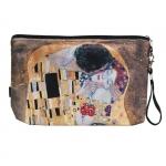 Toaletní taštička Klimt - Polibek
