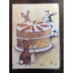 Notýsek Carrot cake, 9*12 cm
