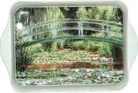 Tác Monet - Japonský most 14*21 cm
