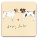 Podložka Jumping jacks 10*10 cm