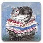 Magnetka Laundry basket