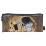 Pouzdro textil - Klimt - Polibek