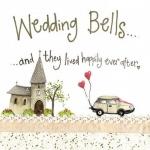 Přání svatební - Wedding bells
