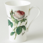 Redoute rose hrnek latte, 0,6 l