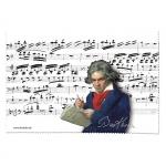 Utěrka na brýle Beethoven
