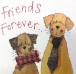 Přání Friends forever