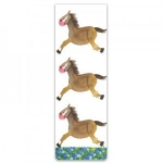 Záložka magnetická Galloping horse