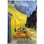 Utěrka na brýle Van Gogh - Kavárna