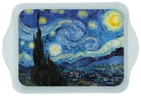 Tác Van Gogh - Hvězdná obloha 14*21 cm