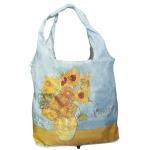 Skládací taška Van Gogh - Slunečnice