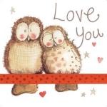 Přání Love you