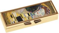 Lékovka týdenní - Klimt - Polibek