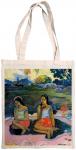 Taška bavlněná barevná - Gauguin