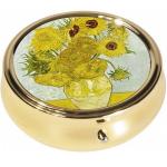 Lékovka velká kulatá Van Gogh - Slunečnice