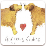Magnetka Gorgeous goldies