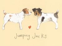 Prostírání korkové Jumping jacks, 29*21,5 cm