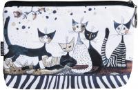 Kosmetická taštička Rosina Wachtmeister - Kočky v šedém