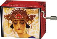 Hrací strojek Opera - Turandot
