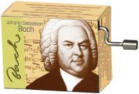 Hrací strojek J. S. Bach