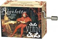 Hrací strojek Opera - Rigoletto