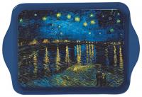 Tác Van Gogh - Hvězdná noc nad Rhonou 14*21 cm