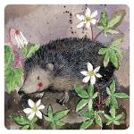 Podložka Mr. Prickly, 10*10 cm