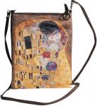 Kabelka - Klimt - Polibek