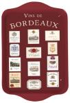 Tác Bordeaux, 14*21 cm