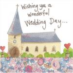 Přání svatební - Church wedding