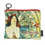 Peněženka mini - Mucha - Monaco Monte-Carlo