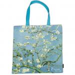 Taška plochá van Gogh - Mandloňové květy