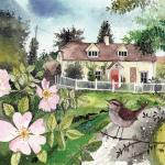 Přání Rose Cottage