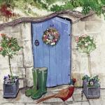 Přání Cottage Door