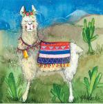 Přání Llama