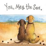 Přání You, me & the sea