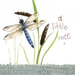 Přání Little note dragonfly