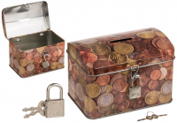 Pokladnička - Mince