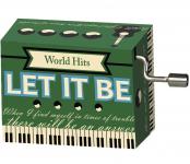 Hrací strojek The Beatles - Let it be