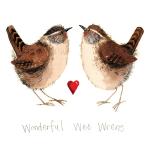 Magnetka Wonderful Wee Wrens